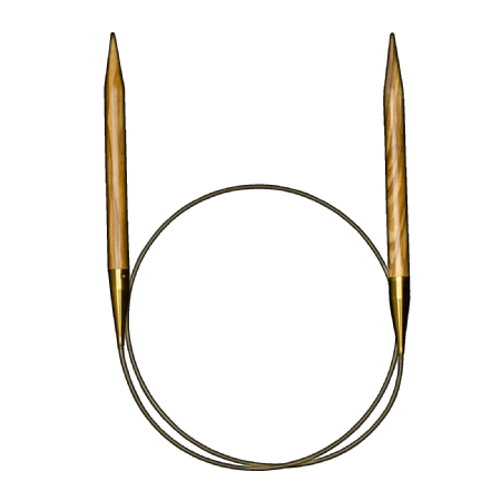 AddiNature - Olivewood Circular Needles